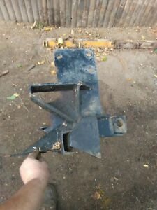 Fisher Plow Push Plates