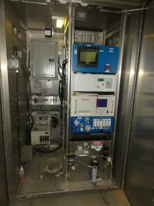 Cemtek Cems With Thermo 42i Ls Nox And Servomex 1440 O2 Analyzers Cemlink More