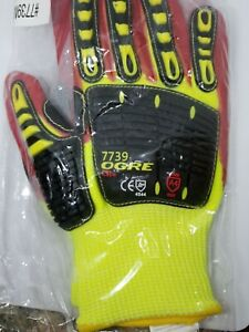 Cordova Safety 7739m Ogre Cr Impact Gloves Ansi A4