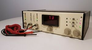 Mad Scientist Vintage Electronic Device Homemade Voltage Tone Pulse Generator
