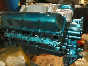 Amc 401 425hp High Performance Remanufactured Engine