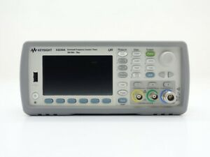 Keysight Used 53230a Universal Counter timer 350mhz 12 Digits s 20ps