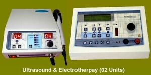 Therapeutic Ultrasound Electrotherapy Reduce Swelling And Inflammation Machine