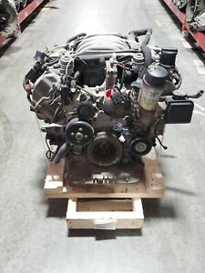 2003 Mercedes Ml350 3 7l Engine Motor With 73 529 Miles