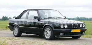 Bmw E30 Grey Indoor Fabric Car Cover 1982 91 New