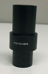 Leica Eyepiece Tube For Periplan Gf 28 10x Mps
