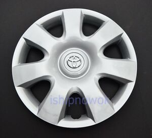1x Replacement Wheel Rim Covers Caps For Camry Corolla 15 Hubcap Camery 61115