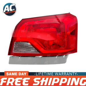 Gm2805116 Tail Light Assembly Right Side For 2014 2018 Chevrolet Impala Rh