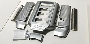 2005 2010 Mustang Gt V8 4 6 Engine Dress Up Kit Fuel Rail Covers Intake Cover