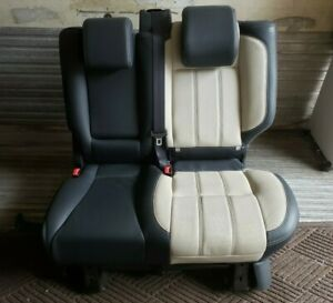 2012 Land Rover Range Rover Autobiography Sport Left Rear Second Row Seat