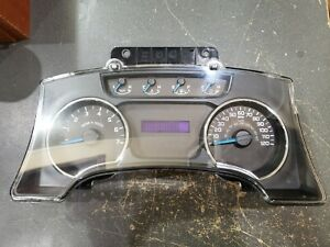 2013 Ford F150 Speedometer Cluster