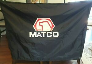 Black Matco Tools Cover For Tool Box Tool Chest