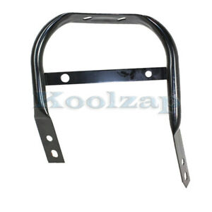 99 02 Ram Pickup Truck Front Bumper Face Bar Outer Retainer Bracket Right Side