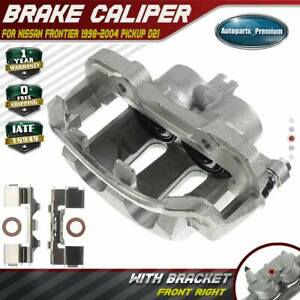 Brake Caliper For Nissan Frontier 1998 2004 Pickup D21 4wd Front Right Passenger