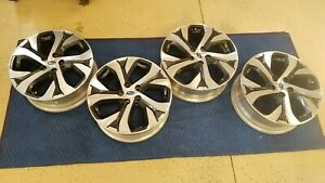 Set Of 4 2020 Subaru Outback Limited Wheels Oem 18 5x114 3 Fit 2015 Up
