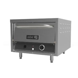 Asber Aepoe 26 2 Deck Countertop Electric Pizza Oven