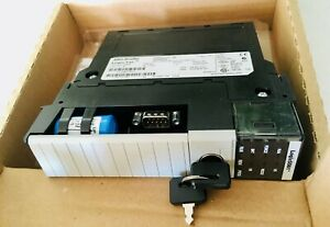 Lot Of 2 Allen bradley 1756 l61 b Plc Processors