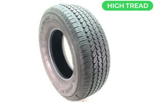 Used 265 70r16 General Grabber Aw 111s 11 5 32
