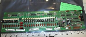 National Coffee Vending Machine Driver Board Part No 6556000 B Tested Good