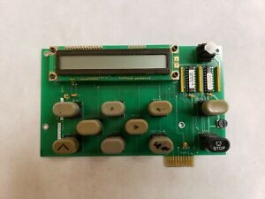 Melco Embroidery Machine Emc Ce Keyboard Assembly 009278 01