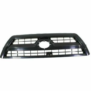 New Fits 2006 09 Toyota 4runner Front Grille Matte Black 5310035a00c0 To1200297