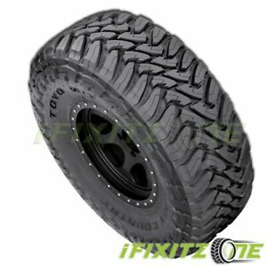 1 Toyo Open Country M t 33x12 50r20 114q E 10 Off road All Season Mud Tires