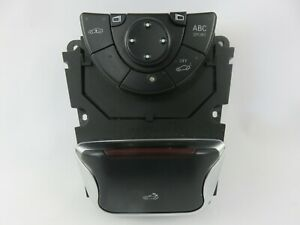 Mercedes Benz Sl500 Convertible Top Roof Switch Control Oem 2006 A2308213751