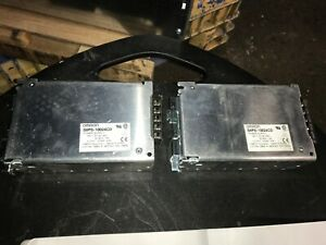 2 omron Power supply s8ps 10024cd Free Shipping To Lower 48 With Warranty