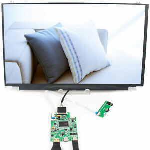 Type C Hdmi Controller Board 15 6 Nv156fhm 1920x1080 Capacitive Touch Lcd