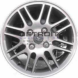 15 Ford Focus Wheel Rim Factory Oem 2000 2011 3367a Silver