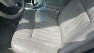 96 Impala Ss Front Seat And Rear Seats Gray Leather Flaws