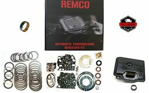 62te 07 up Transmission Rebuilt Kit With Overhault Kit Clutches And Filter