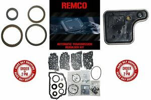 6f35 07 12 Transmission Rebuilt Kit With Overhault Kit Clutches And Filter