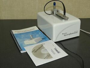 Thermo Nanodrop Nd 1000 Uv vis Spectrophotometer W Power Supply