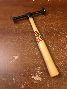 Vintage Fairmount Auto Body Hammer 151 g Usa