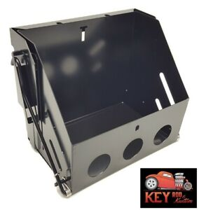Drop Down Out Battery Box Tray Universal Street Rod Race Car Truck Group 24