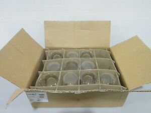 Box Of 10 New Vwr 89000 206 400ml Low Form Double Capacity Glass Beakers