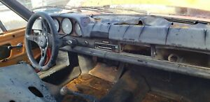 1974 Porsche 914 Donor Car For Parts Or Fix It Corvair Turbo Motor