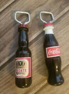 Mexican Bottle Opener Wood Material Special for a Food Truck Abresodas de madera