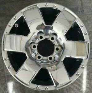 17 Toyota Fj Cruiser Factory Oem Chrome Alloy Wheel Rim 17x7 1 2 2007 2014
