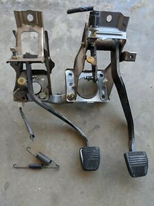 Oem 95 04 Toyota Tacoma Manual Pedal Assembly Swap Changeover Clutch Brake Truck