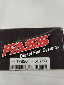 Fass Fuel Systems Rpdrp Fuel Pump Drp Replacement