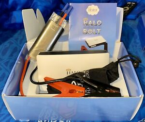 Halo 55500 Bolt Portable Power Multi functional Car Jump Starter No Charger