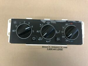 1994 1996 Volvo 960 A C Heater Climate Control Unit 9137014 Oem