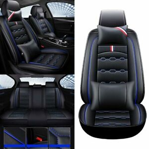 Universal Car Seat Covers Removable Cushions For Cup Holder 5 seats Waterproof