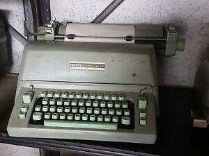 Hermes Ambassador Vintage Typewriter Manual Desktop Working Switzerland