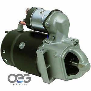New Marine Starter For Omc V8 1990 1994 4 3 350 454 502 Gm Engine Delco 10mt