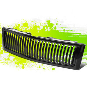 Vertical Styling Front Bumper Grille Grill Guard For Chevy Silverado 1500 07 13