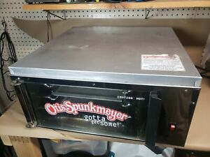 Commercial Convection Otis Spunkmeyer Os 1 Cookie Oven 3 Trays