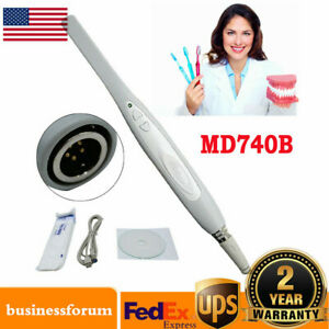 Dental Camera Intraoral For Denti Md740b Digital Usb Imaging Intra Oral Usa